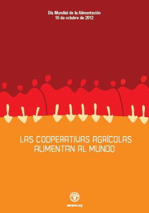 Cartell del Dia Mundial de l'Alimentació 2012
