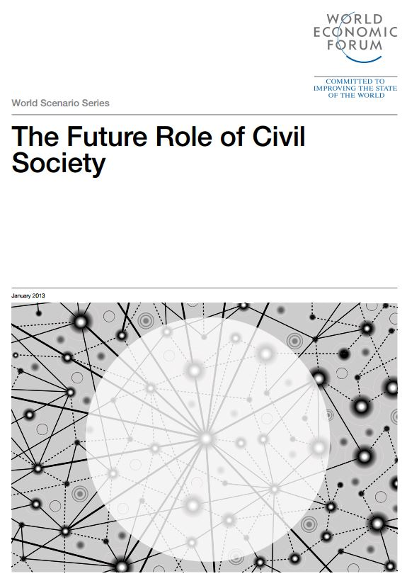 Portada de The Future Role Of Civil Society